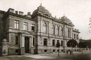Päästekomitee asukoht Tallinnas iseseisvuse väljakuulutamise ajal, Estonia pst 3, Tallinn