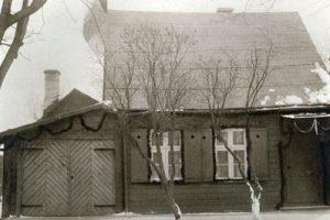 Päästekomitee salajane asukoht Tallinnas Suur Tartu mnt. 11