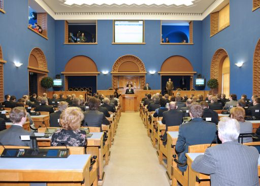 Riigikogu XII koosseisu avaistung ja juhatuse valimised (2011)