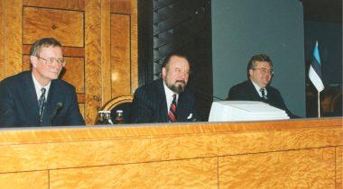 VII Riigikogu juhatus 9.03.1995