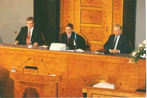 Board of the 8th Riigikogu, 21.03.1995