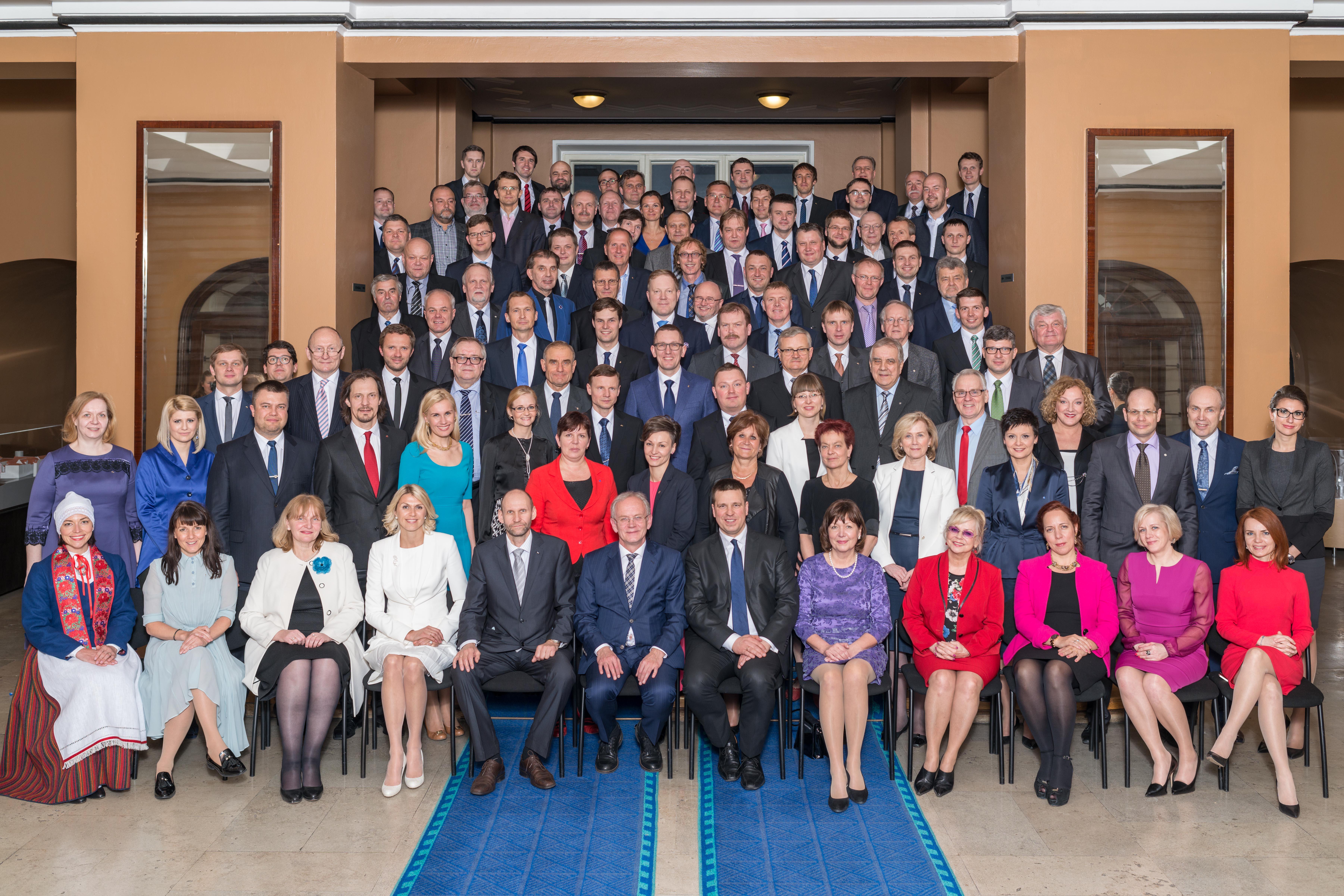 XIII Riigikogu, 30. märts 2015
