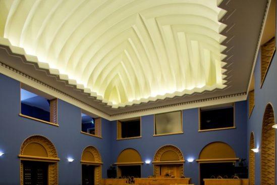 Riigikogu istungisaali lagi