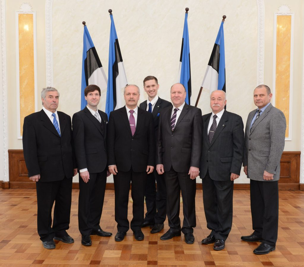 Conservative People's Party of Estonia Faction, 30.03.2015