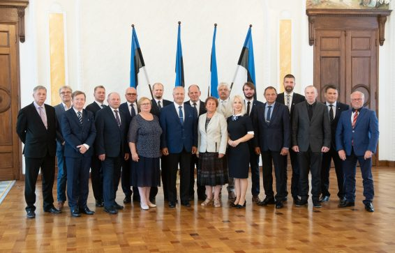 Conservative People's Party of Estonia Faction