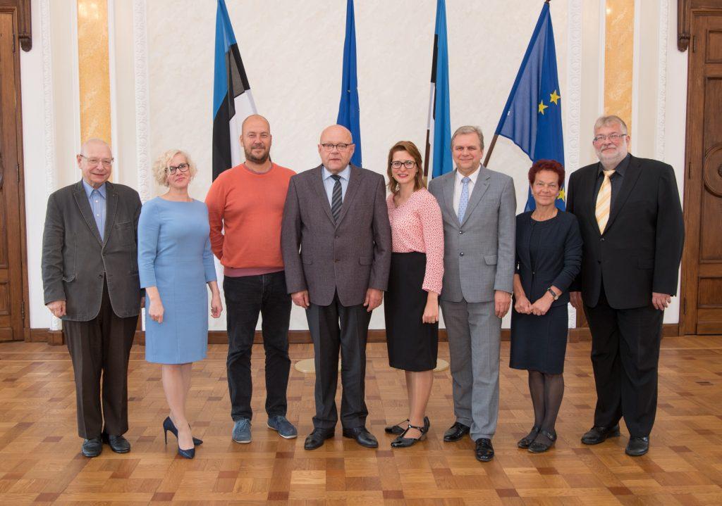 Фракция Свободной партии Эстонии 2017