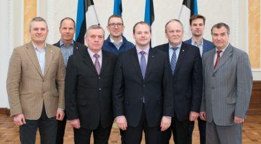 Majanduskomisjoni ühispilt, XII Riigikogu