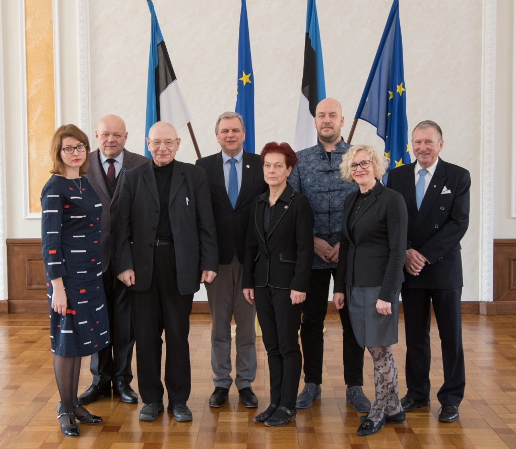 Estonian Free Party Faction 2018
