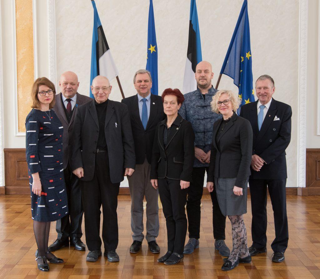 Vabaerakonna fraktsioon aprillis 2018