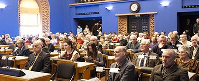 Rääkige kaasa - Riigikogu külalised istungisaalis