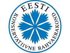 Eesti Konservatiivse Rahvaerakonna EKRE logo
