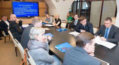 Euroopa Liidu komisjoni istung 14 aprillil 2015