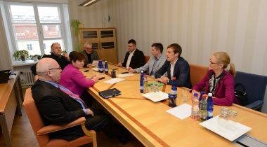 Maaelukomisjoni esimehe ja aseesimehe valimised, 2015