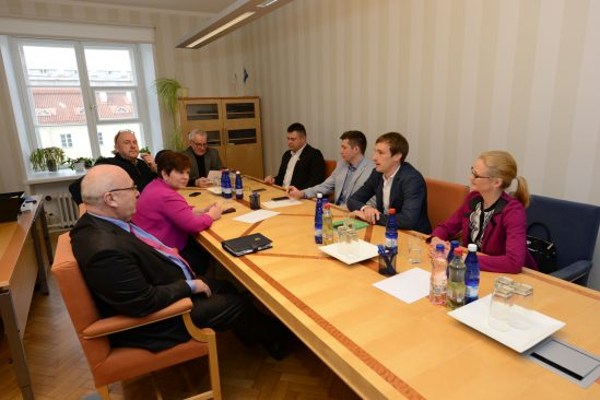 maaelukomisjoni esimehe valimised