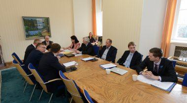 Väliskomisjoni istung, 2015