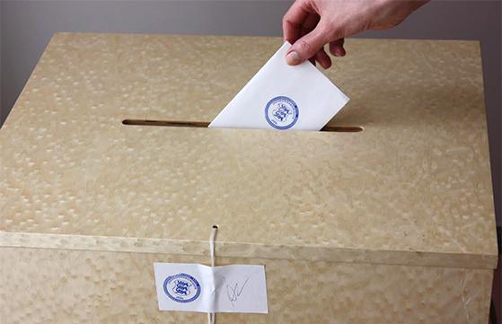 Valimiskast