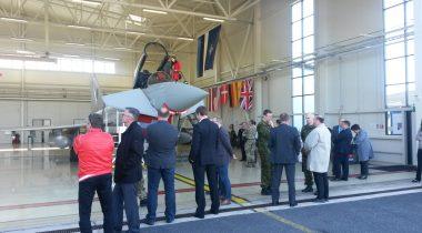 Esmaspäeval tutvusid Eesti, Läti, Leedu, Rootsi, Norra, Taani ja Poola parlamentide riigikaitsekomisjonide liikmed Ämari lennuväebaasiga
