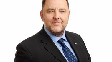 Rahandusminister Sven Sester