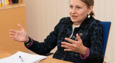 Euroopa Liidu suursaadik Libeerias - Tiina Intelmann