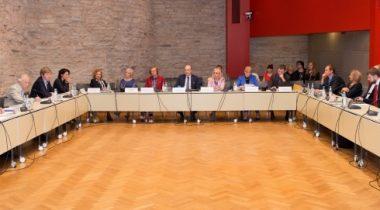 Sotsiaalkomisjoni avalik istung