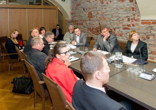 Õiguskomisjoni istung 5. mail 2015