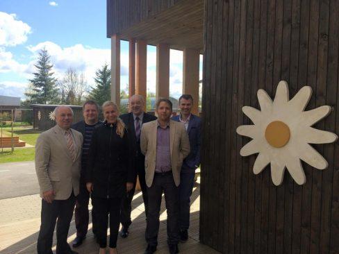 Riigikogu Keskerakonna fraktsiooni väljasõit Jõgevamaal