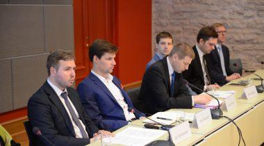 Euroopa Liidu asjade komisjoni avalik istung