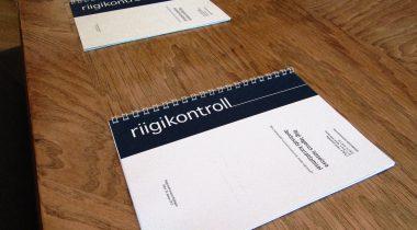 Riigikontrolli audit riigi tegevusest iseseisva õendusabi korraldamisel, 08.06.2015