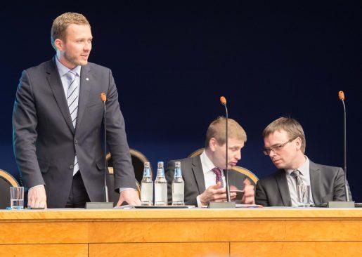 Sotsiaalkaitseminister Margus Tsahkna infotunnis