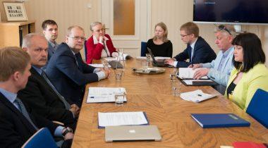 Rändepoliitika arutelu väliskomisjoni istungil
