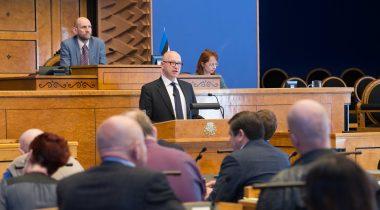 Riigikohtu esimees Priit Pikamäe