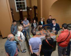 Ekskursioon Riigikogu maketi juures