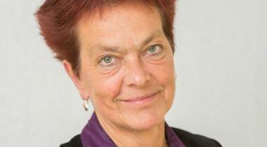 Riigikogu liige Krista Aru teeb ettekande