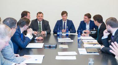 Euroopa Liidu asjade komisjoni istung