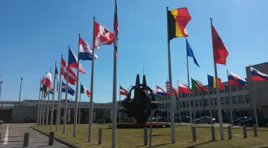 NATO peakorter Brüsselis