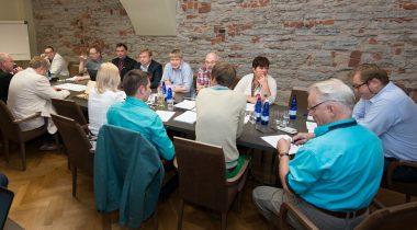 Maaelukomisjoni erakorraline istung