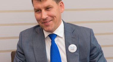 Riigieelarve kontrolli erikomisjoni aseesimees Andres Metsoja