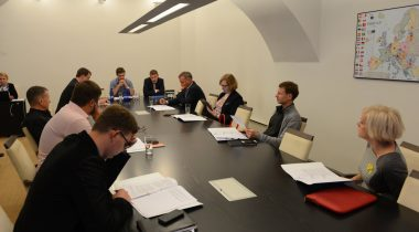 Euroopa Liidu asjade komisjoni istung 11. septembril 2015
