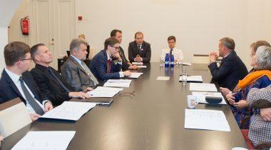 Euroopa Liidu asjade komisjoni istung 14. septembril 2015