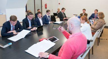 Euroopa Liidu asjade komisjoni istung 22. septembril 2015