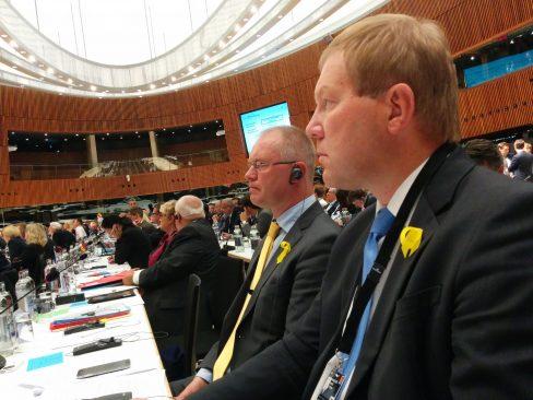 Hannes Hanso ja Marko Mihkelson