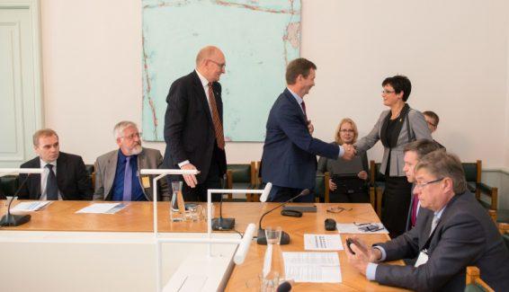Kultuurikomisjoni istung 17. septembril 2015