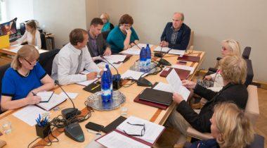Sotsiaalkomisjoni istung 29. septembril 2015