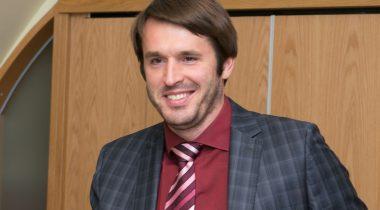 Keskkonnakomisjoni esimees Rainer Vakra