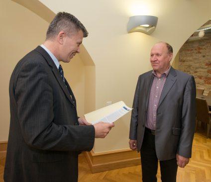 Konservatiivide fraktsioon võõrustas Riigikogus Ungari kõrget diplomaati