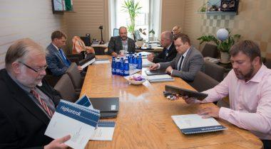 Riigieelarve kontrolli komisjon peab avaliku istungi