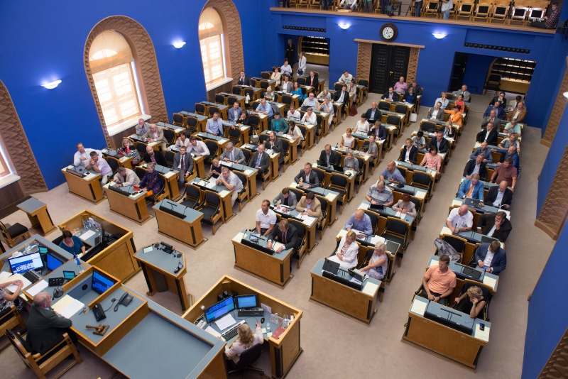 Estonia Adopts Magnitsky Style Global Human Rights Law