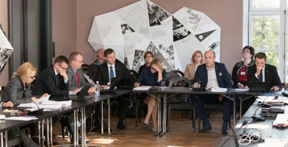 Sotsiaalkomisjoni avalik istung 20. oktoobril 2015