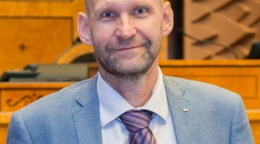 Riigikogu aseesimees Helir-Valdor Seeder