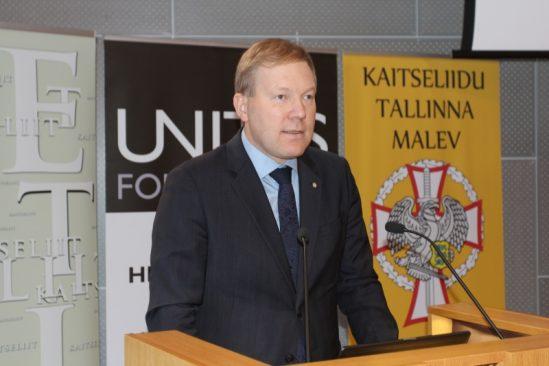 """Konverents """"Eesti julgeolek 2015: minu panus"""""""